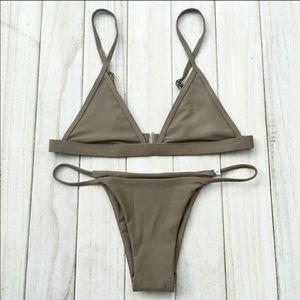 Sunset Romance Bikini Bottoms